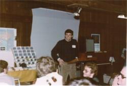 Jeff Yockey - Retreat circa 1984