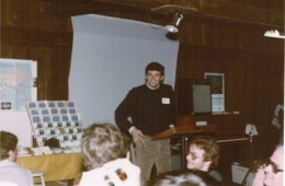 Jeff Yockey – Retreat circa 1984