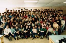 Combined Urbana / Champaign retreat – Fall '84