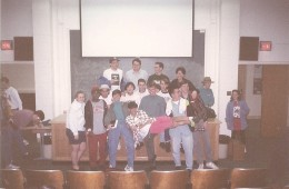 Operation Wolfpack 1994 Team at NC State