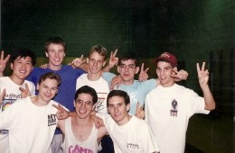 Dave B.'s SG 1990-91 at IV Volleyball Tourney